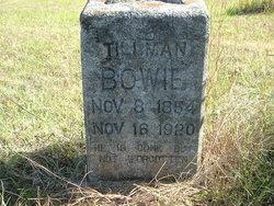 Tillman Bowie