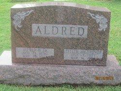 Alfred Herbert Aldred, Sr