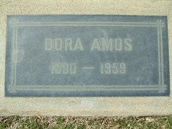 Dora B. <I>Engle</I> Amos