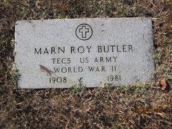 Marn Roy Butler