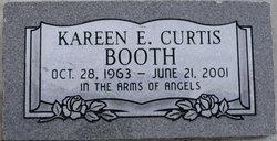 Kareen Evon <I>Curtis</I> Booth