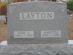 Earl Joseph Layton