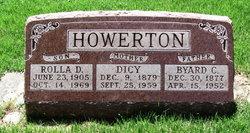 Dicy <I>Albright</I> Howerton