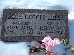 Melvin Hedger