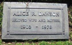 Alice R Dawson