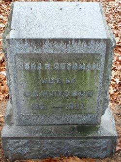Cora R <I>Goodman</I> Whitcomb