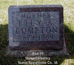 Lily Agnes <I>Moore</I> Compton