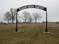 Pleasant Green Methodist Church Old Cemetery