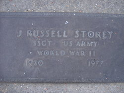 James Russell Storey