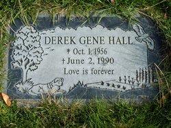 Derek Gene Hall