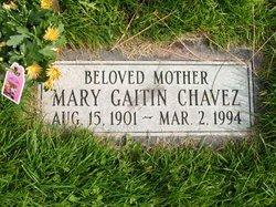 """Maria """"Mary"""" <I>Santillanes</I> Chavez"""