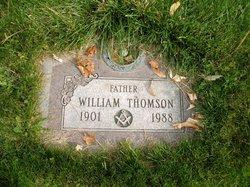 William R Thomson