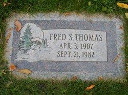 Fred S Thomas