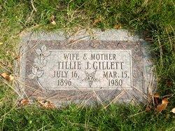 Tillie J Gillett