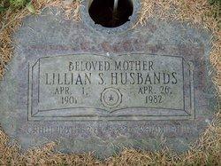 "Lillian S ""Lillie"" Husbands"