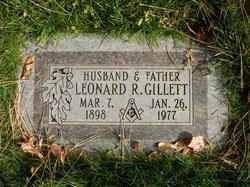 Leonard Raymond Gillett