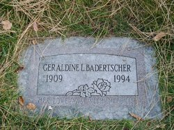 Geraldine <I>Lembke</I> Badertscher