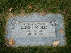 Ida LaDene <I>Woolslayer</I> Dees