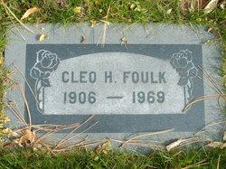 Cleo Holladay Foulk