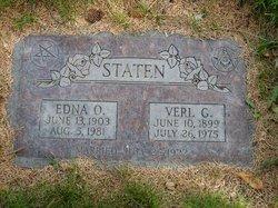 Edna O Staten