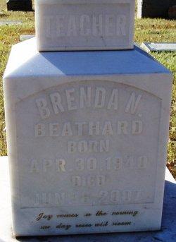 Brenda <I>Nagel</I> Beathard