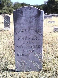 James Andrew Shafer