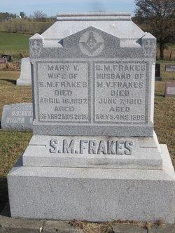 Mary Vance <I>Farrow</I> Frakes