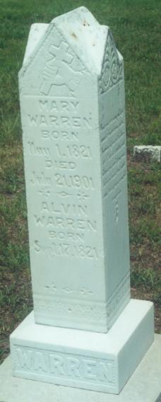 Alvin Warren
