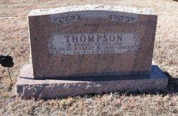 1LT Hobert Harvey Thompson