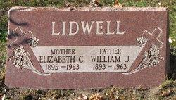 """Elizabeth Cecelia """"Liz"""" <I>Doyle</I> Lidwell"""