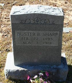 Buster B. Sharp