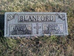 "William Joseph ""Joe"" Blanford"