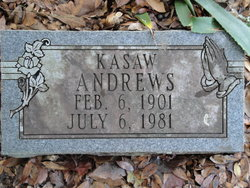Kasaw Andrews