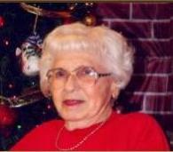 Edna Ray <I>Terral</I> Erholm