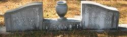 Bell <I>Tolbert</I> Alexander