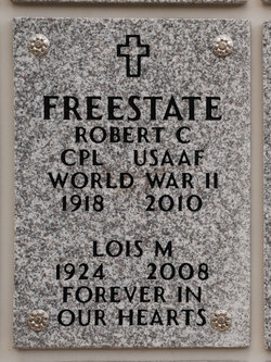 Robert C Freestate