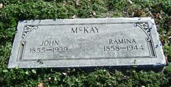 Ramina R. <I>Clovis</I> McKay