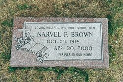 Narvel F. Brown