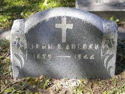 John S. Adlock