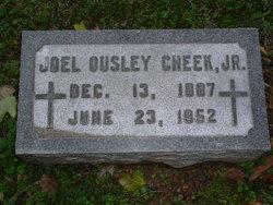 Joel Owsley Cheek, Jr