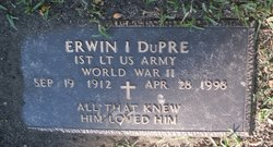 Erwin I Dupre