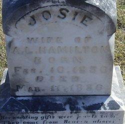 Josephine Boutchee Hamilton