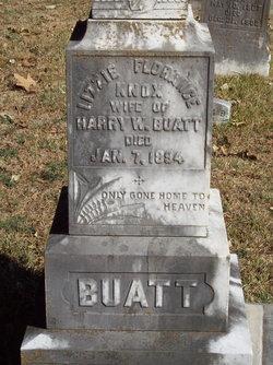 Lizzie Florance <I>Knox</I> Buatt