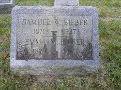 Emma Marie <I>Dorr</I> Bieber
