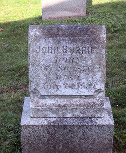 John Washington Burrill