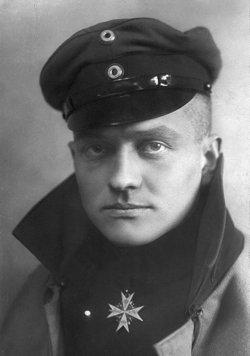 """Manfred """"The Red Baron"""" von Richthofen"""