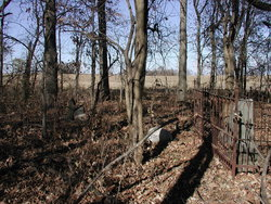 West Pine Chapel Cemetery