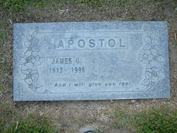 James Guiang Apostol