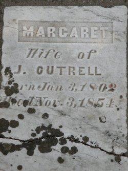 Margaret <I>Spring</I> Cutrell