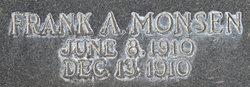 Frank Allen Monsen